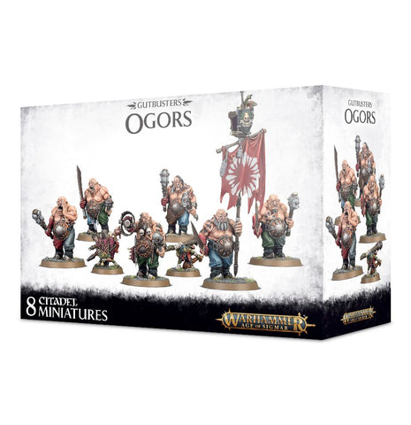 Ogors - Gutbusters (Age of Sigmar)