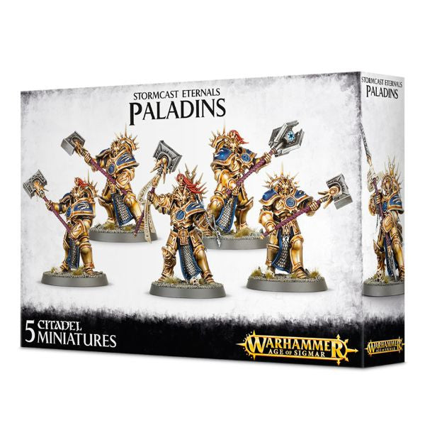Age of Sigmar: Stormcast Eternals - PALADINS