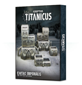 Civitas Imperialis - Adeptus Titanicus  :www.mightylancergames.co.uk