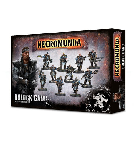 Orlock Gang - Necromunda: www.mightylancergames.co.uk