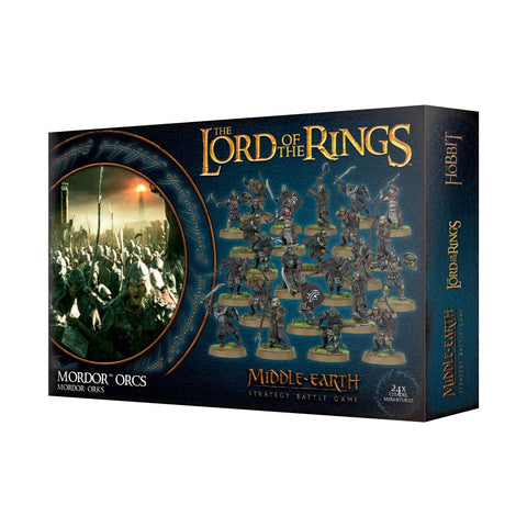 Middle-Earth Strategy Battle Game - Mordor Orcs: www.mightylancergames.co.uk