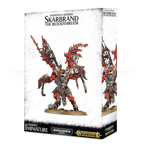 Skarbrand The Bloodthirster - Daemons of Khorne (Age of Sigmar)