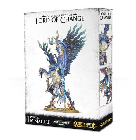 Age of Sigmar: Daemons of Tzeentch - Kairos Fateweaver/ Lord of Change