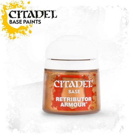 Citadel Base Paint - Retributor Armour (12ml)