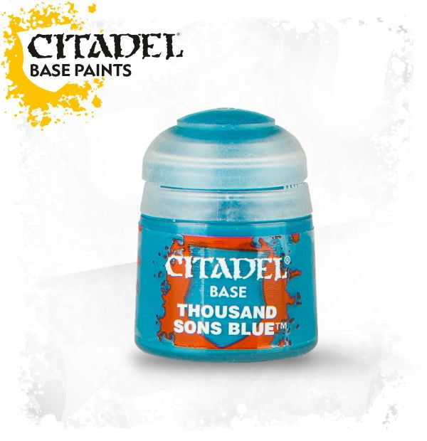 Citadel Base Paint - Thousand Sons Blue (12ml)