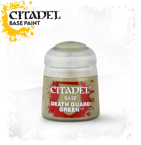 Citadel Base Paint - Death Guard Green (12ml)