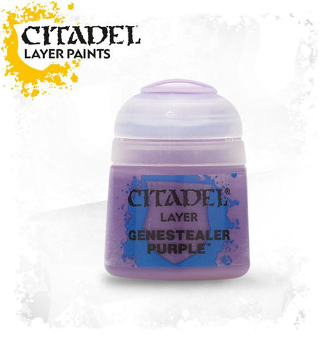 Citadel Layer Paint - Genestealer Purple (12ml)