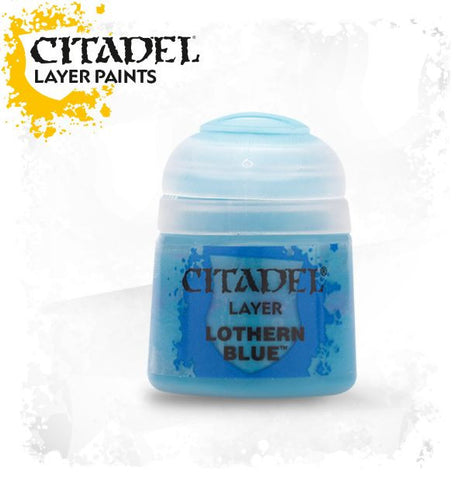 Citadel Layer Paint - Lothern Blue (12ml)