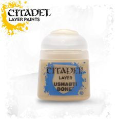 Citadel Layer Paint - USHABTI BONE (12ml)