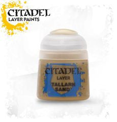 Citadel Layer Paint - TALLARN SAND (12ml)