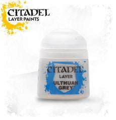 Citadel Layer Paint - Ulthuan Grey (12ml) :www.mightylancergames.co.uk