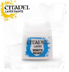 Citadel Layer Paint - WHITE SCAR (12ml)