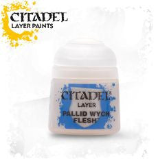 Citadel Layer Paint - PALLID WYCH FLESH (12ml)