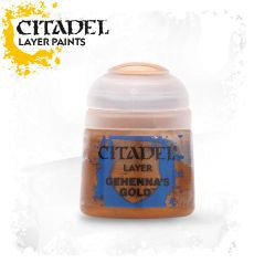 Citadel Layer Paint - GEHENNA'S GOLD (12ml)