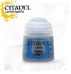 Citadel Layer Paint - RUSS GREY (12ml)