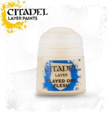Citadel Layer Paint - FLAYED ONE FLESH  (12ml)