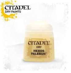 Citadel Dry Paint - Hexos Palesun (12ml) :www.mightylancergames.co.uk