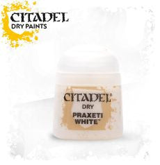 Citadel dry Paint - Praxeti White (12ml) :www.mightylancergames.co.uk