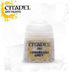 Citadel dry Paint - LONGBEARD GREY (12ml)
