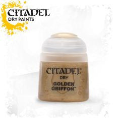 Citadel dry Paint - GOLDEN GRIFFON (12ml)