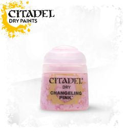Citadel dry Paint - CHANGELING PINK (12ml)