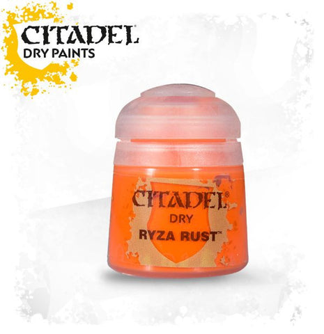 Citadel dry Paint - Ryza Rust (12ml) :www.mightylancergames.co.uk