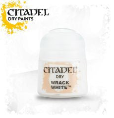 Citadel Dry Paint - Wrack White (12ml) :www.mightylancergames.co.uk