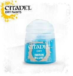Citadel dry Paint - IMRIK BLUE (12ml)