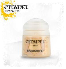 Citadel dry Paint - Sigmarite (12ml): www.mightylancergames.co.uk