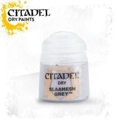 Citadel dry Paint - SLAANESH GREY (12ml)