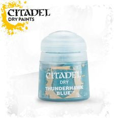 Citadel dry Paint - THUNDERHAWK BLUE (12ml)