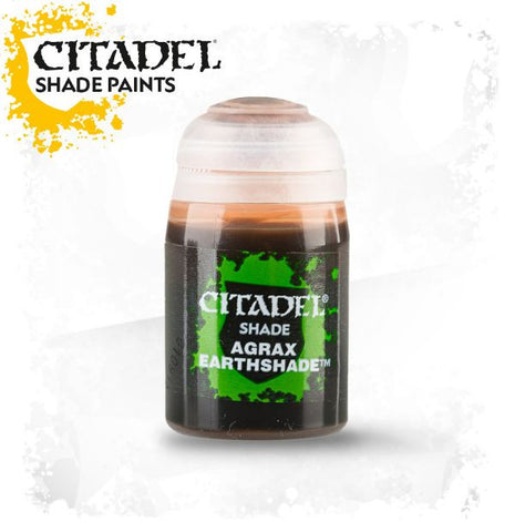 Citadel Shade Ink - Agrax Earthshade (24ml)