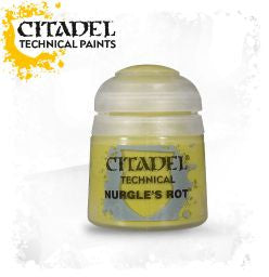 Citadel technical paint - NURGLE'S ROT (12ml)