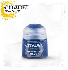 Citadel technical paint - Soulstone Blue (12ml) :www.mightylancergames.co.uk