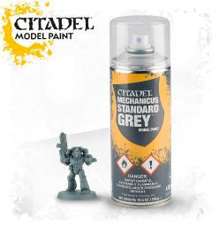 Citadel Model Paint - Mechanicus Standard Grey: www.mightylancergames.co.uk