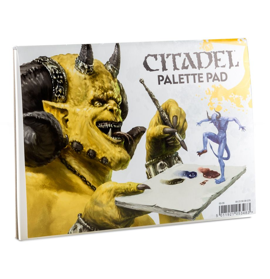 Citadel - Palette Pad: www.mightylancergames.co.uk