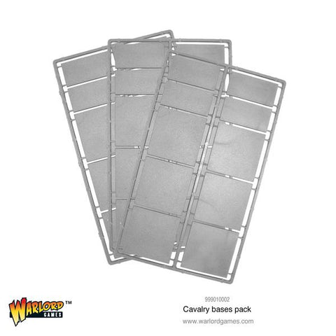 Cavalry Bases Pack (Warlord Games - 999010002) :www.mightylancergames.co.uk