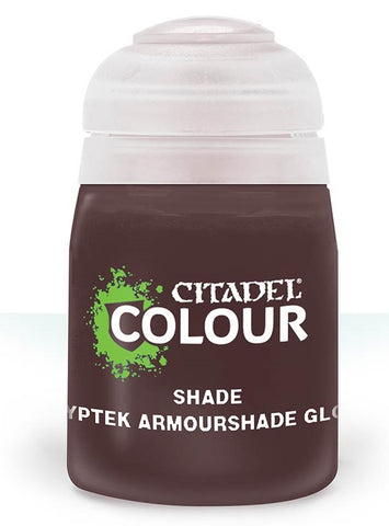 Cryptek Armourshade - Shade 18ml (Citadel Paint) ****Pre-order for release on the 25th July 2020****