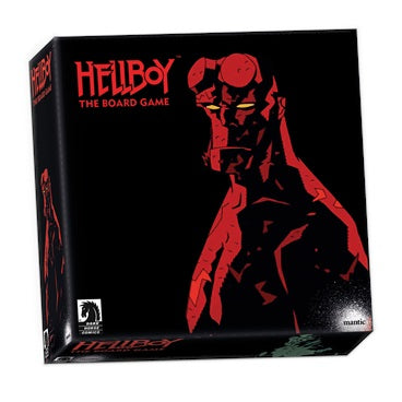 Hellboy the Board Game (core set) :www.mightylancergames.co.uk