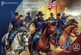 American Civil War Cavalry ( box of 12 figures) - Perry Miniatures