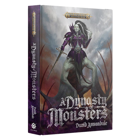 A Dynasty Of Monsters Hardback