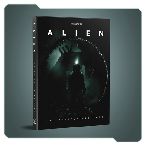 Alien: The Roleplaying Game Core Rule Book