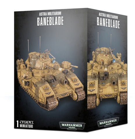 Baneblade - Astra Militarum (Warhammer 40k) :www.mightylancergames.co.uk