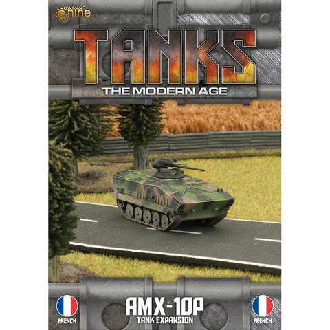 Tanks, The Modern Age - AMX-10P Expansion