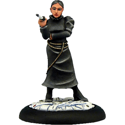 Adora Belle - Discworld Miniatures (D03900) :www.mightylancergames.co.uk
