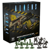 Aliens - Another Glorious Day In The Corps Board Game