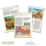 Hail Caesar - Age of Caesar Supplement (with 'Optio' Special Edition Miniature)