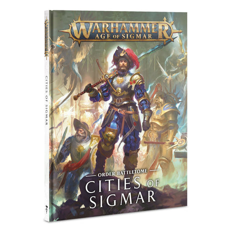 Battletome - Cities of Sigmar (Age of Sigmar) :www.mightylancergames.co.uk