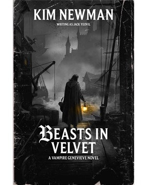 Beasts in Velvet: A Warhammer Horror anthology (PB)