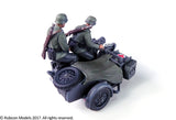 German Motorcycle R75 with Sidecar (ETO)